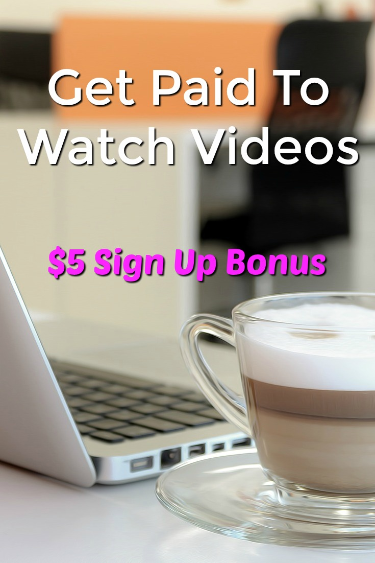 Did you know you could get paid to watch videos? At fusion cash you can! Plus get a $5 sign up bonus just for joining!
